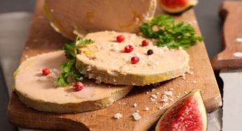 Foie gras maison en terrine pour les fêtes